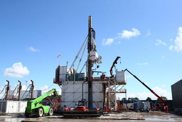 Fracking in Lancashire