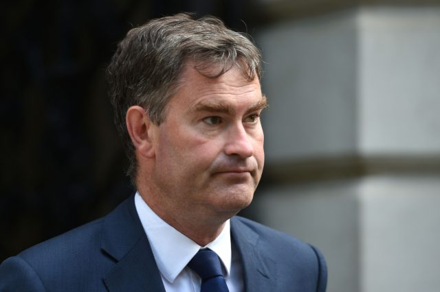 New Justice Secretary David Gauke (PA)