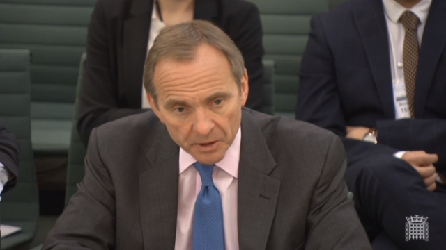 Civil Service chief executive John Manzoni said the taxpayers may have to bear