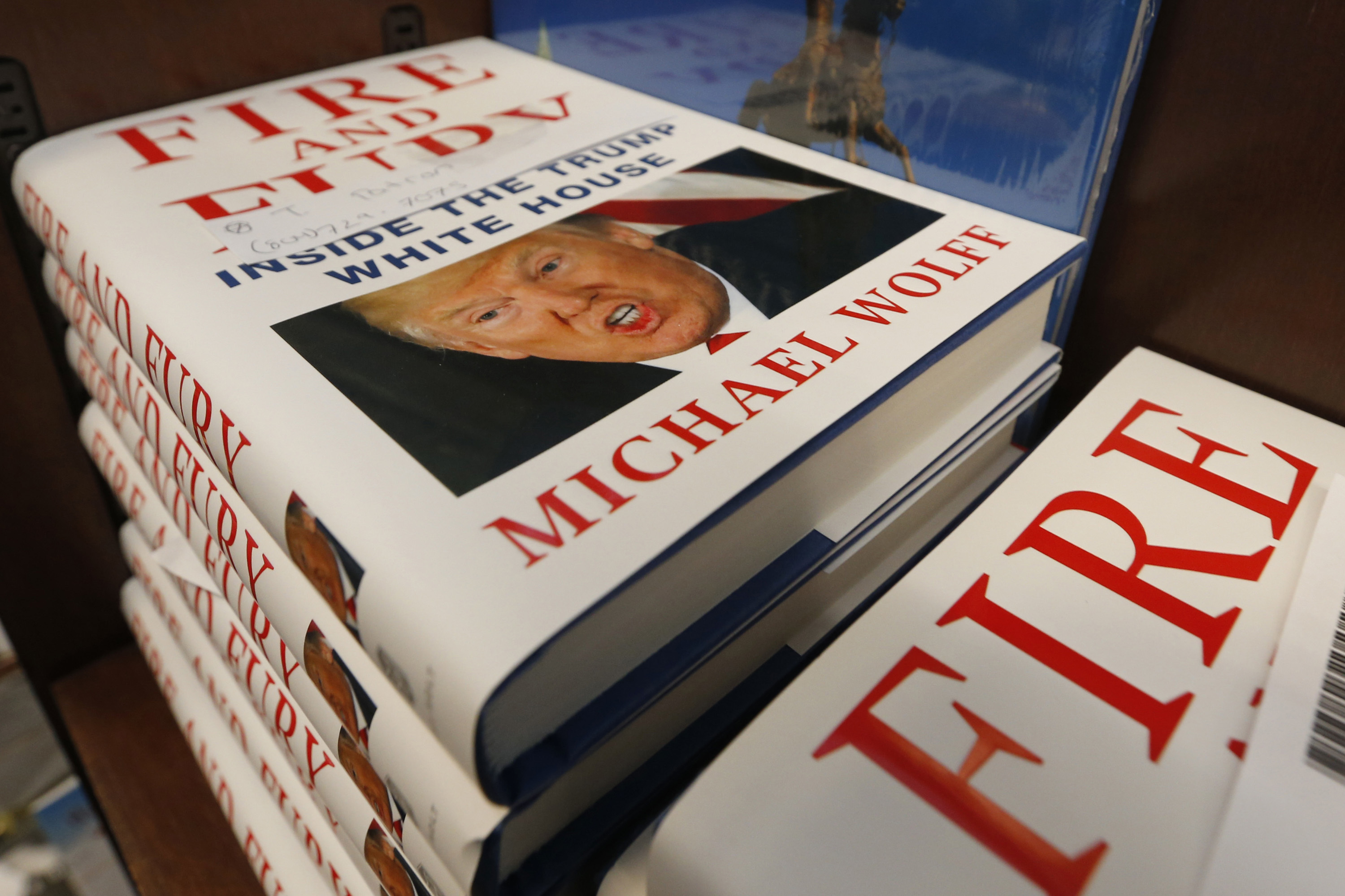 Michael Wolff's book