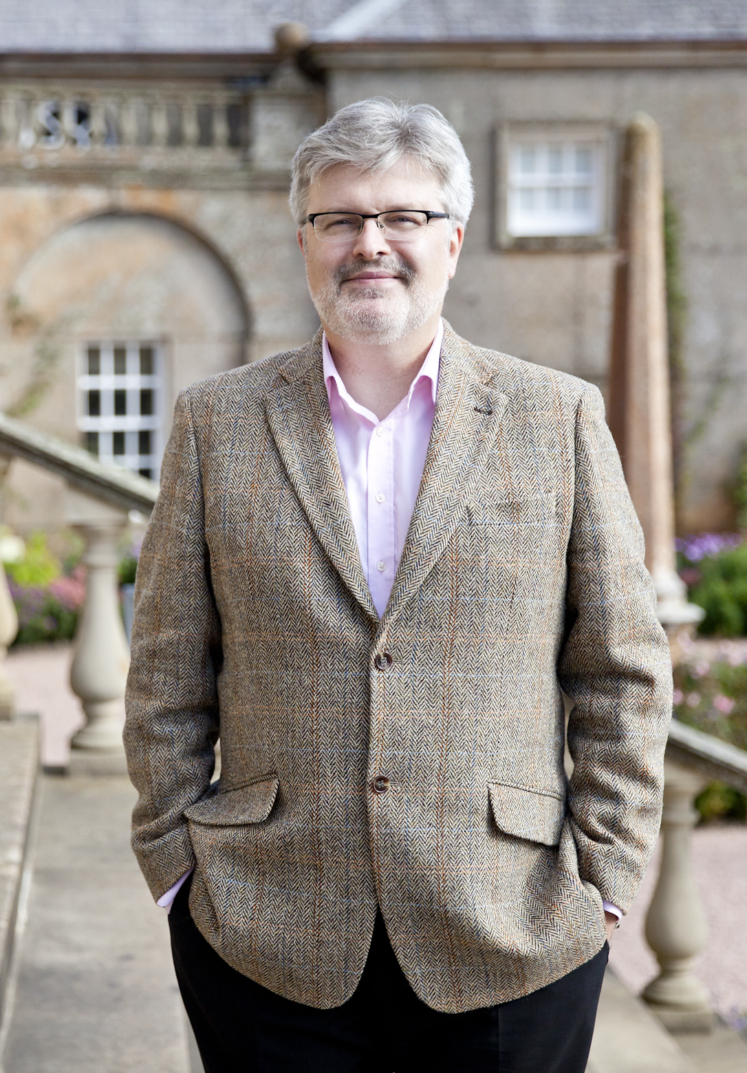 Sir James MacMillan (Robin Mitchell)