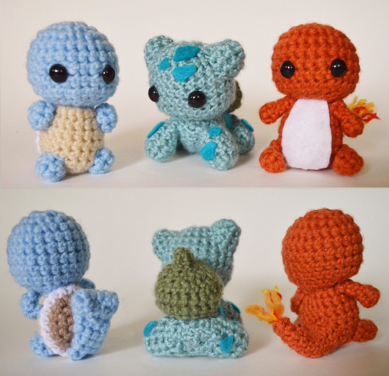 Chibi Pokemon Crochet Patterns | Free Crochet Patterns | 1320x1366