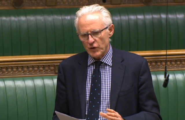 Lib Dem Norman Lamb raises concerns over the East of England Ambulance Service in the Commons