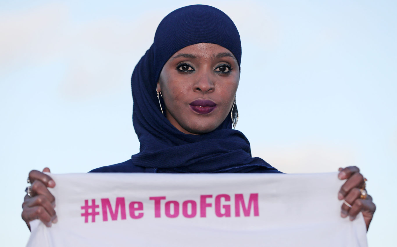 social conflict agains female genital mutilation Organisation 4: campaign against female genital mutilation concerts and social media activities to reach and mobilize as many people as possible.
