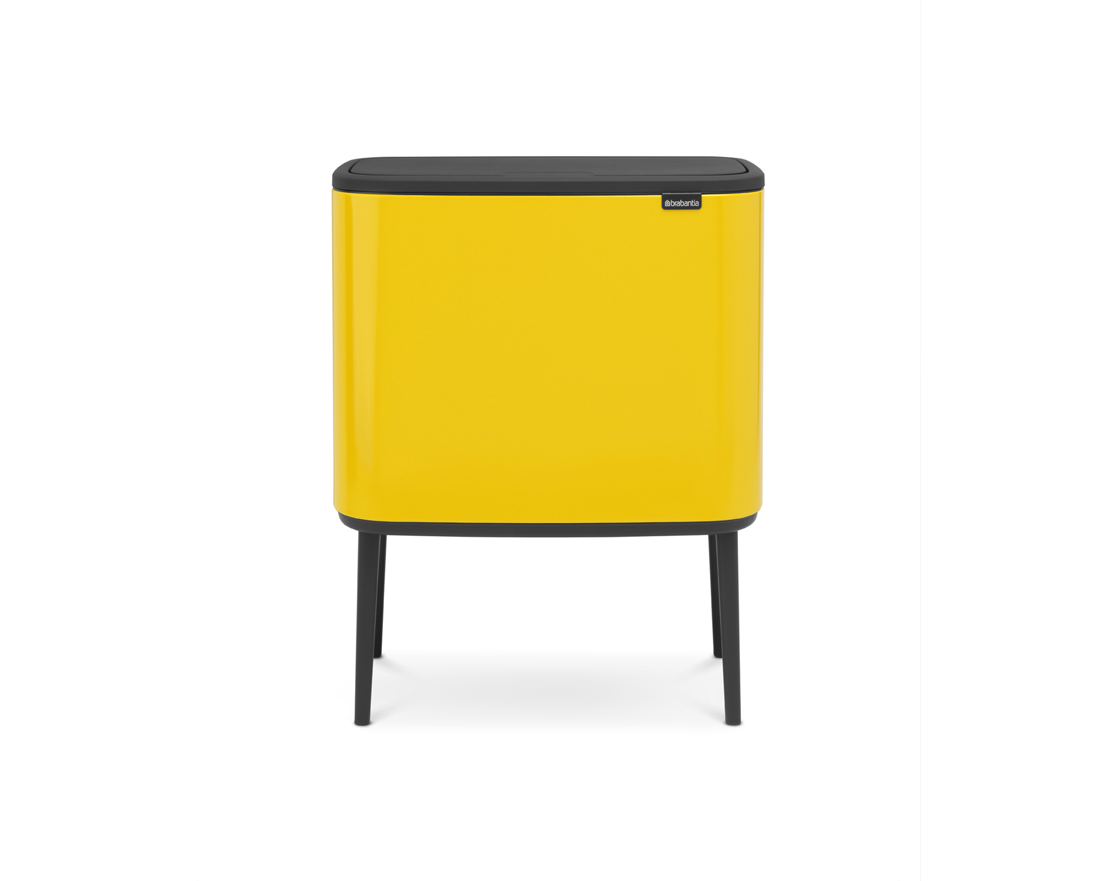 Brabantia Bo Touch Bin, with inner bucket, 36 litre