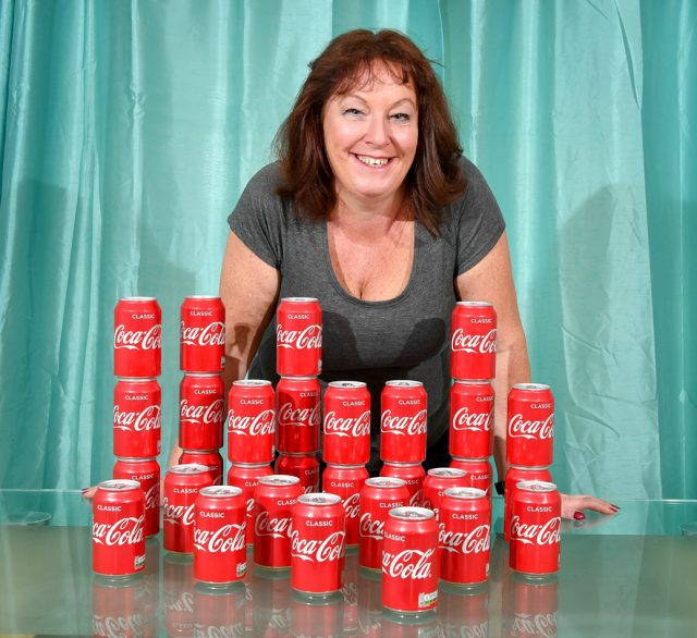 coke coca cola drink weight loss