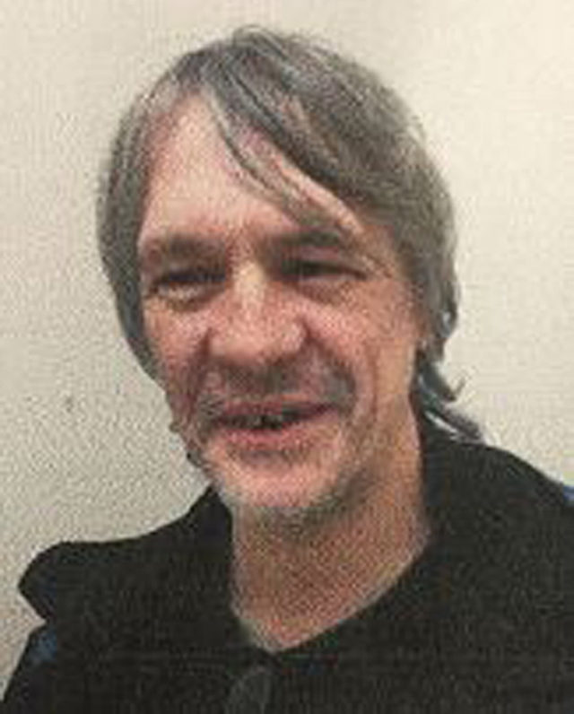 Keith Whitehouse, 56, who has absconded from HMP Leyhill in South Gloucestershire (Avon and Somerset Police/PA)
