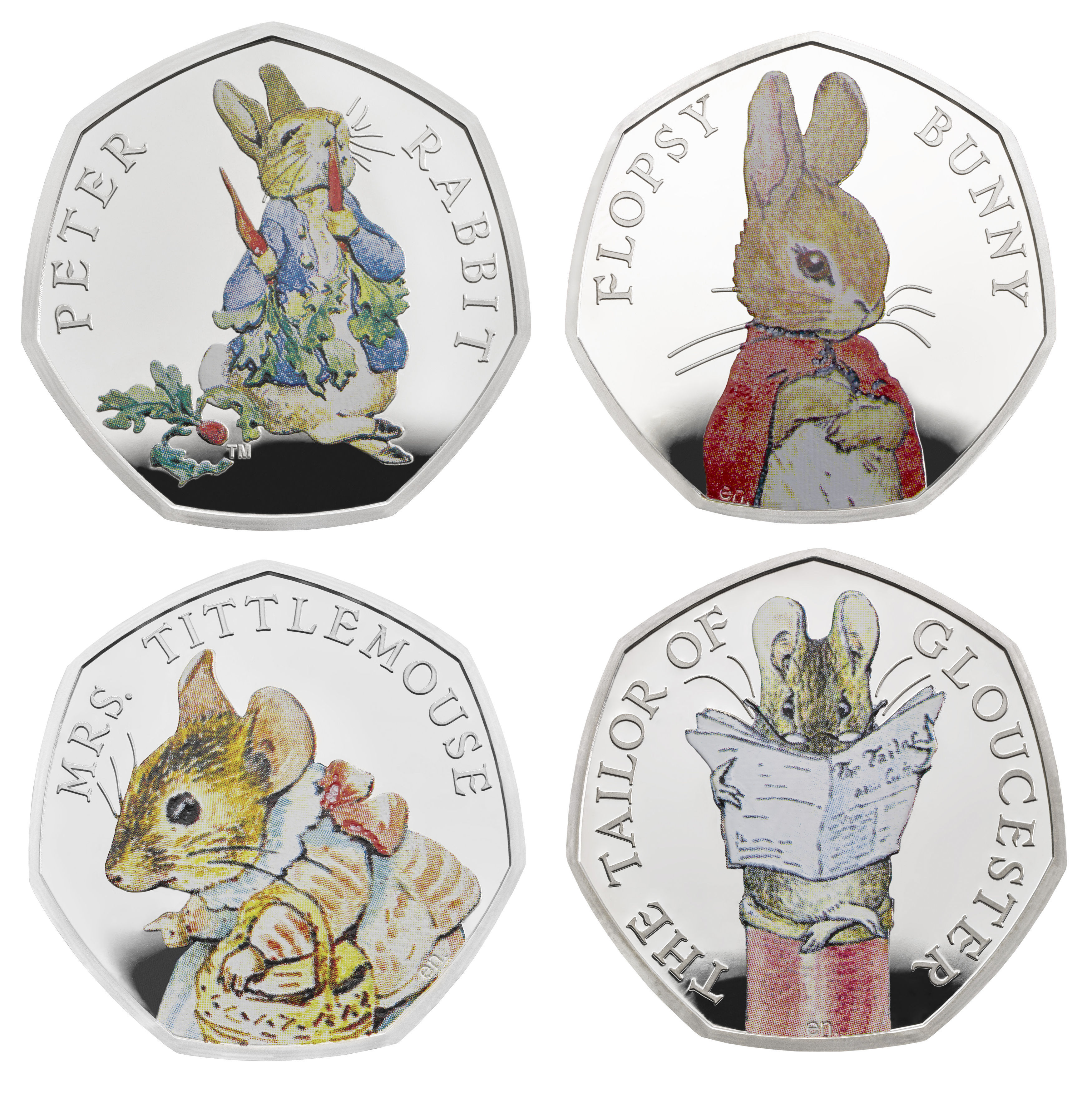 Hand Painted Coins Uk