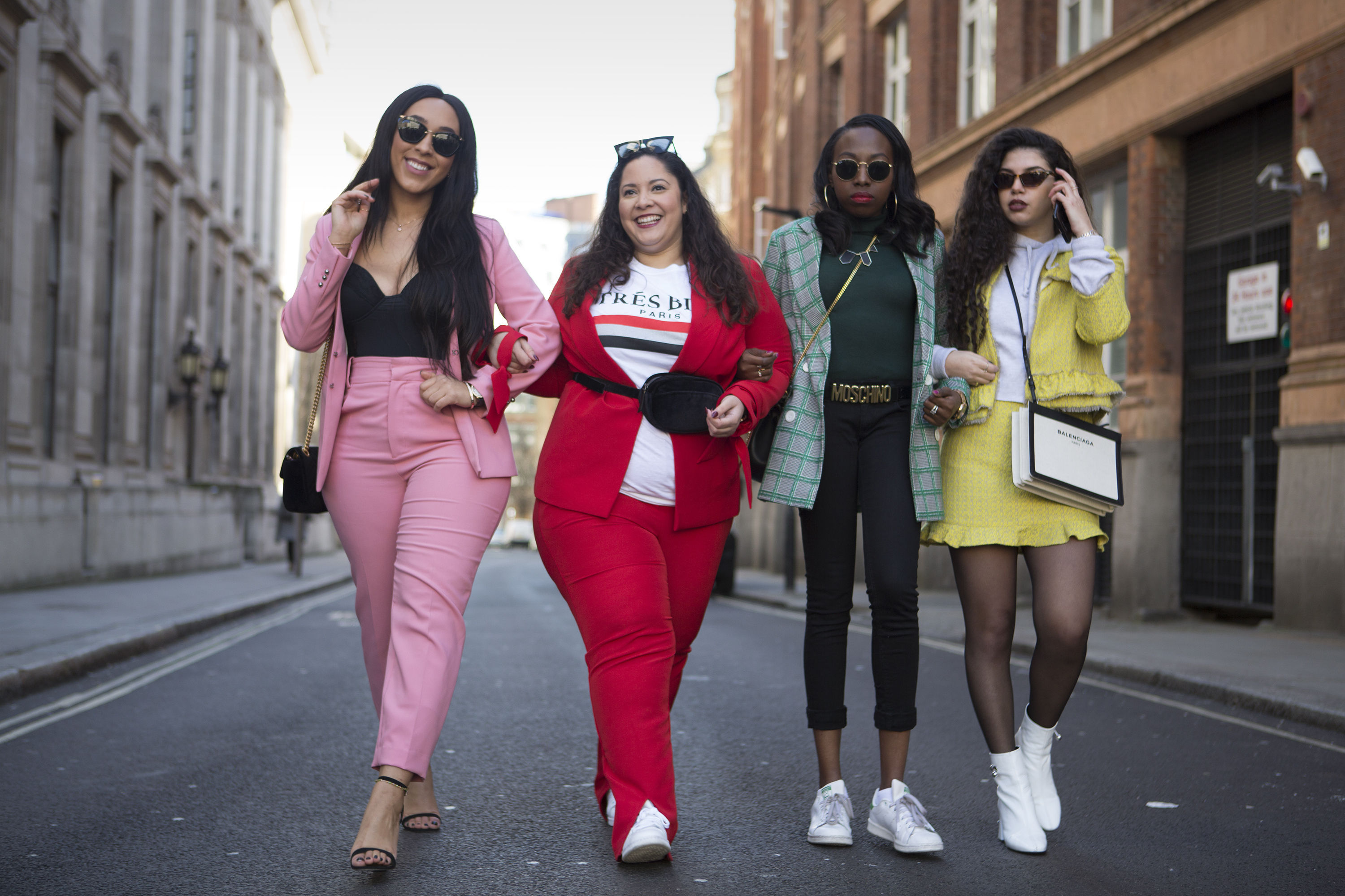 5 of the biggest street style trends we've seen at London Fashion Week