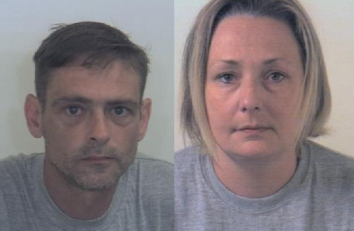 Ian Birley and Helen Nichols, who were convicted of the murder of John Gogarty in Wombwell, South Yorkshire, in 2015 (South Yorkshire Police/PA)
