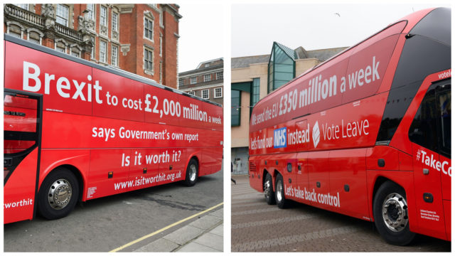 Brexit Buses