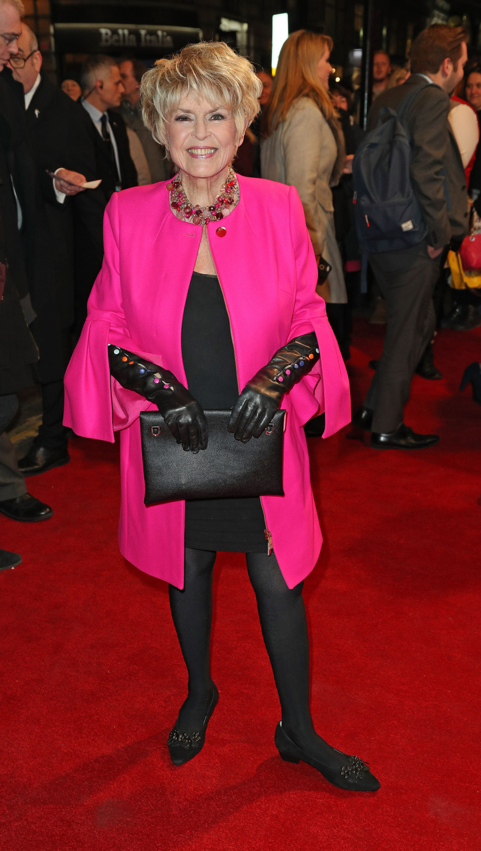 Gloria Hunniford (Jonathan Brady/PA)
