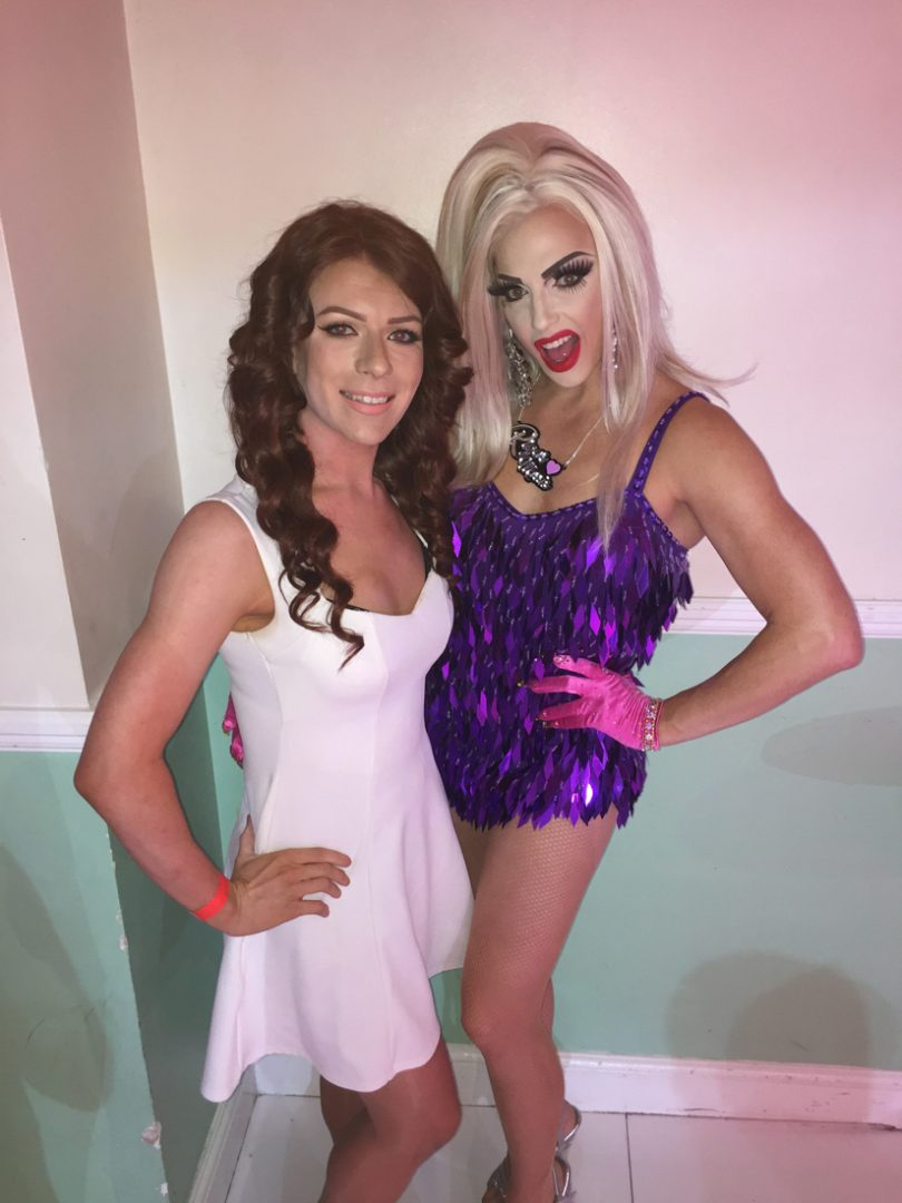 Samantha competed at the Miss Transgender pageant (Collect/PA Real Life)