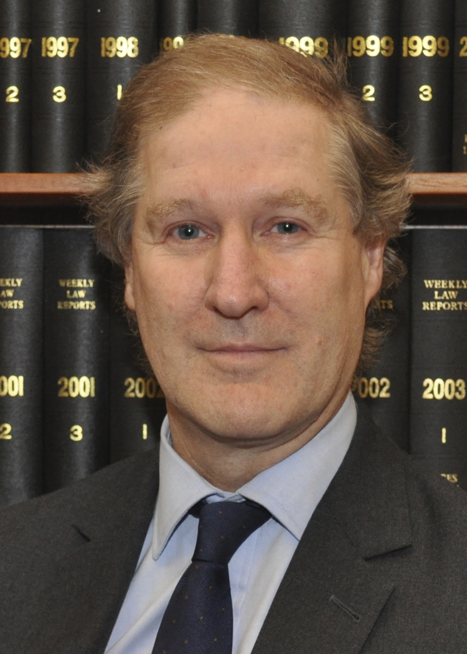Lord Justice Peter Jackson (Courts and Tribunals Judiciary/PA)