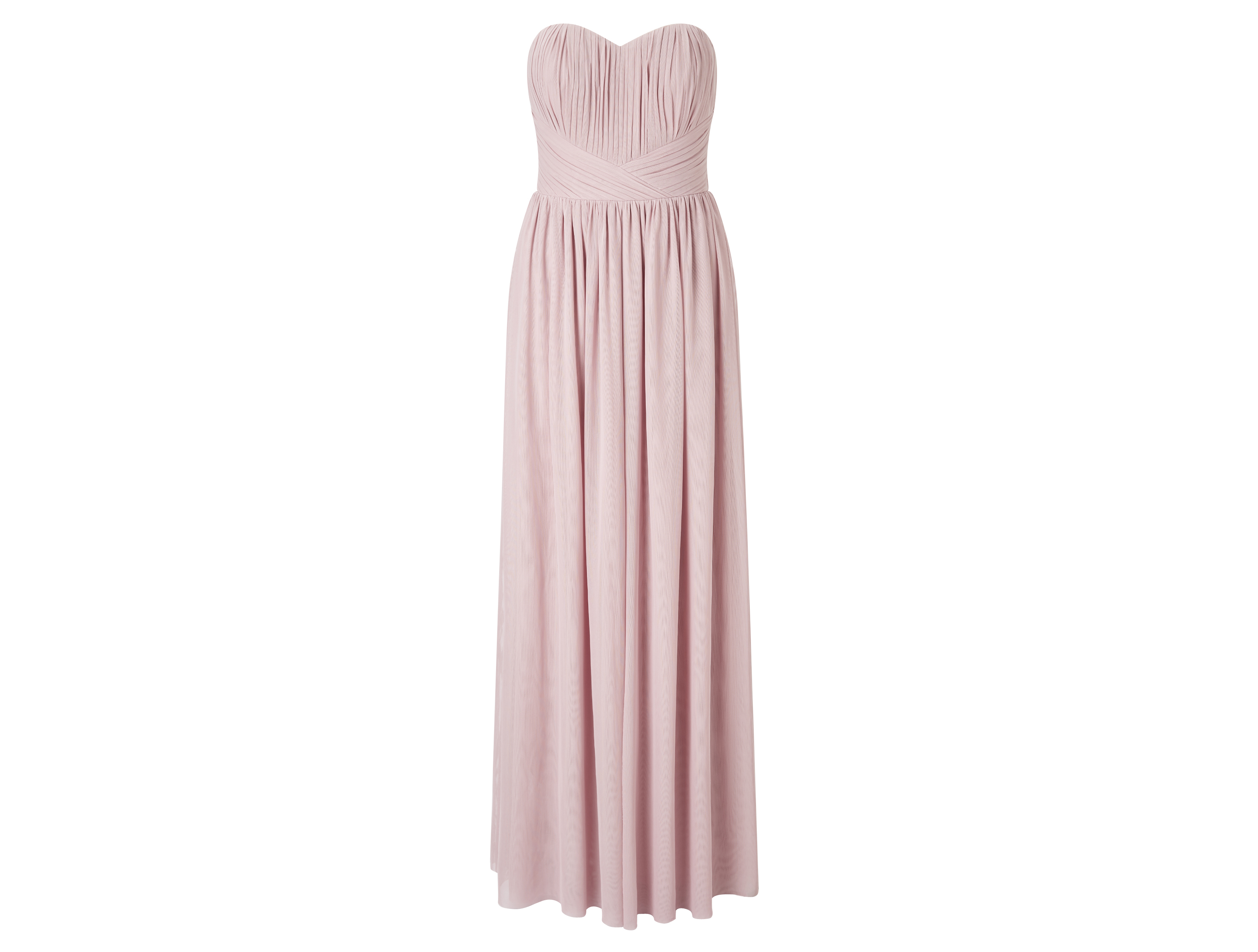 Lipsy Bella Dusky Rose Multiway Maxi Dress