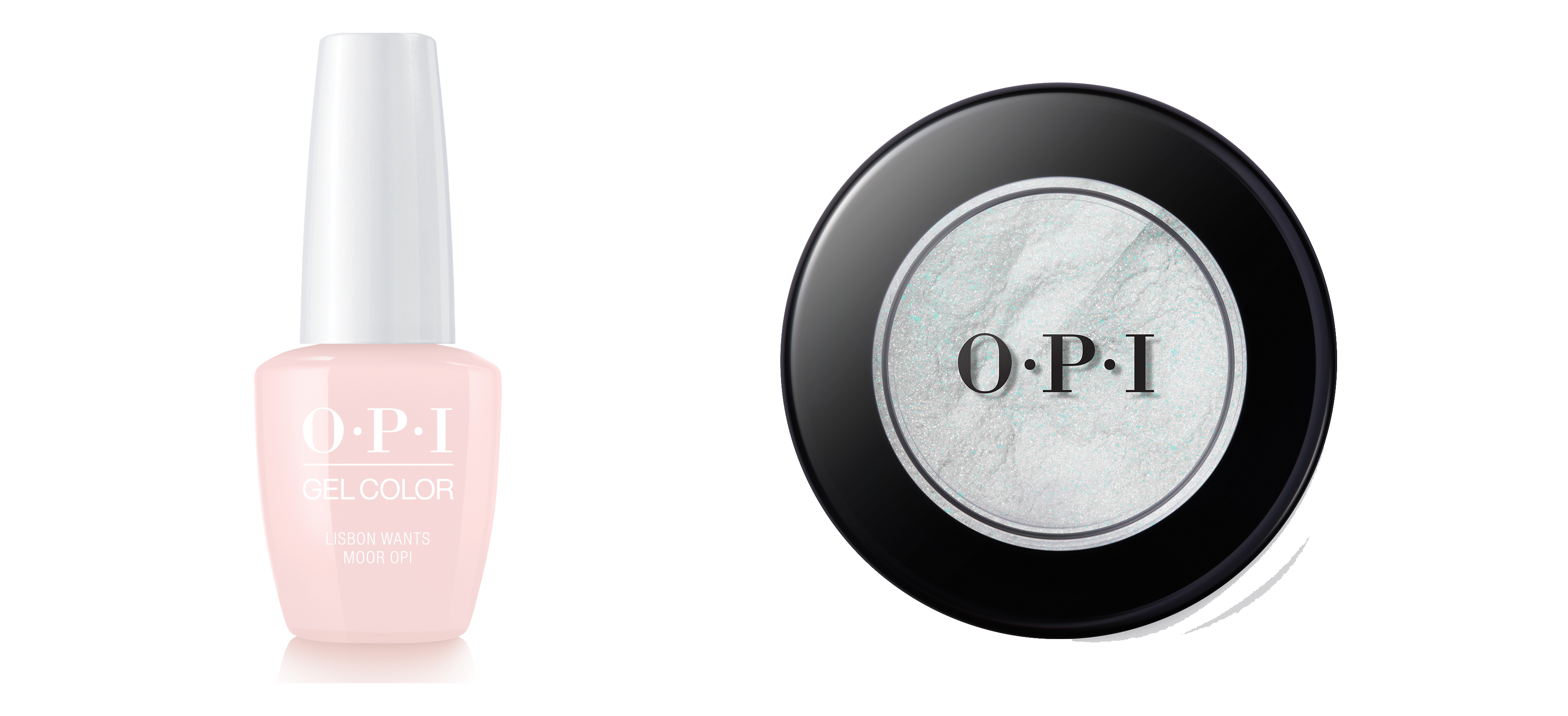 OPI Lisbon Wants Moor Nail Polish and Chrome Effects in Blue Plate Special