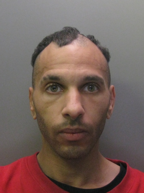 Elroy Dilla, 38, admitted burglary, attempted burglary and shed burglary. (Cambridgeshire Police/ PA)