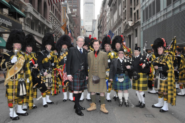 Alan Cumming is among those to have previously led the New York parade (Debra.L.Rothenberg/PA)