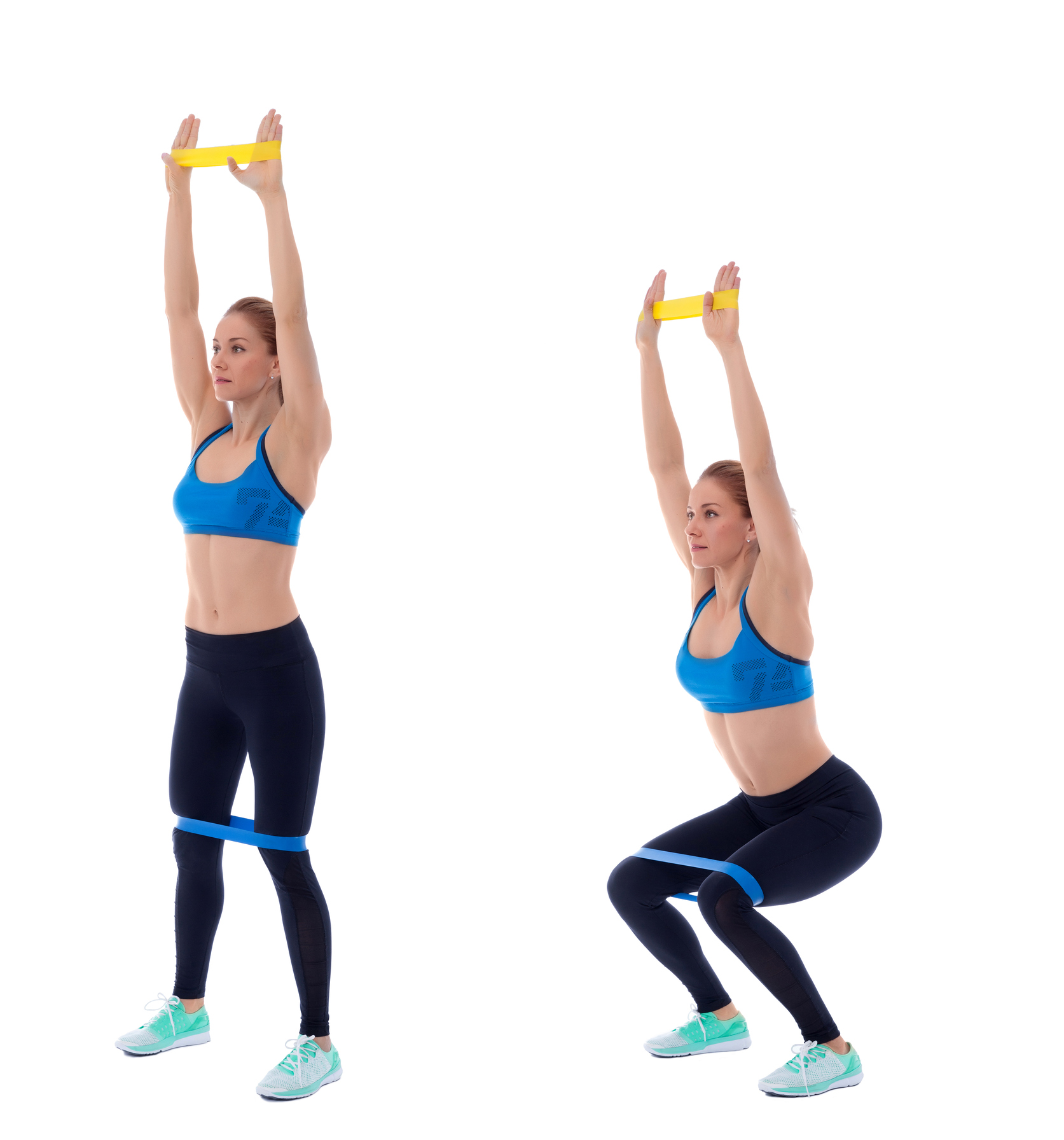 Workout Bands Youtube: 3 Exercises You Can Do Now To Help Build Strength In Your