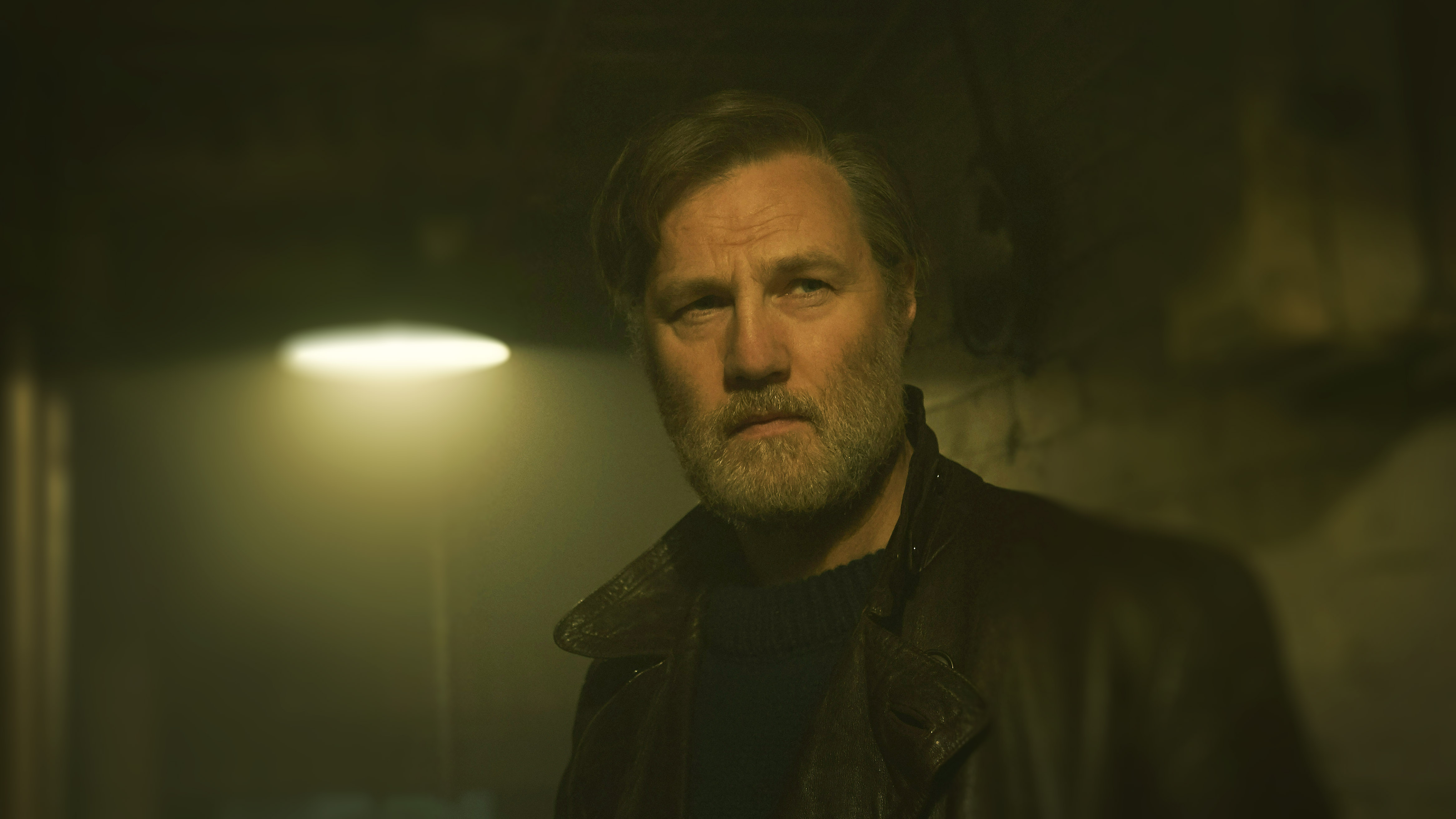 David Morrissey in The City And The City (BBC)