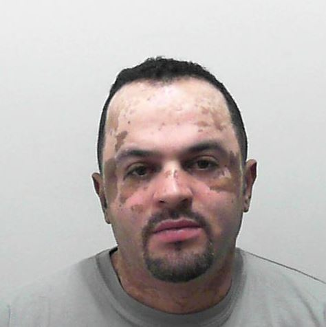 Brazilian national Jaici Alfenas Rocha, 37, has been jailed for life for murdering his wife Karina Guimaraes Batista, 40, after becoming convinced she was having an affair (Avon and Somerset Police/PA).