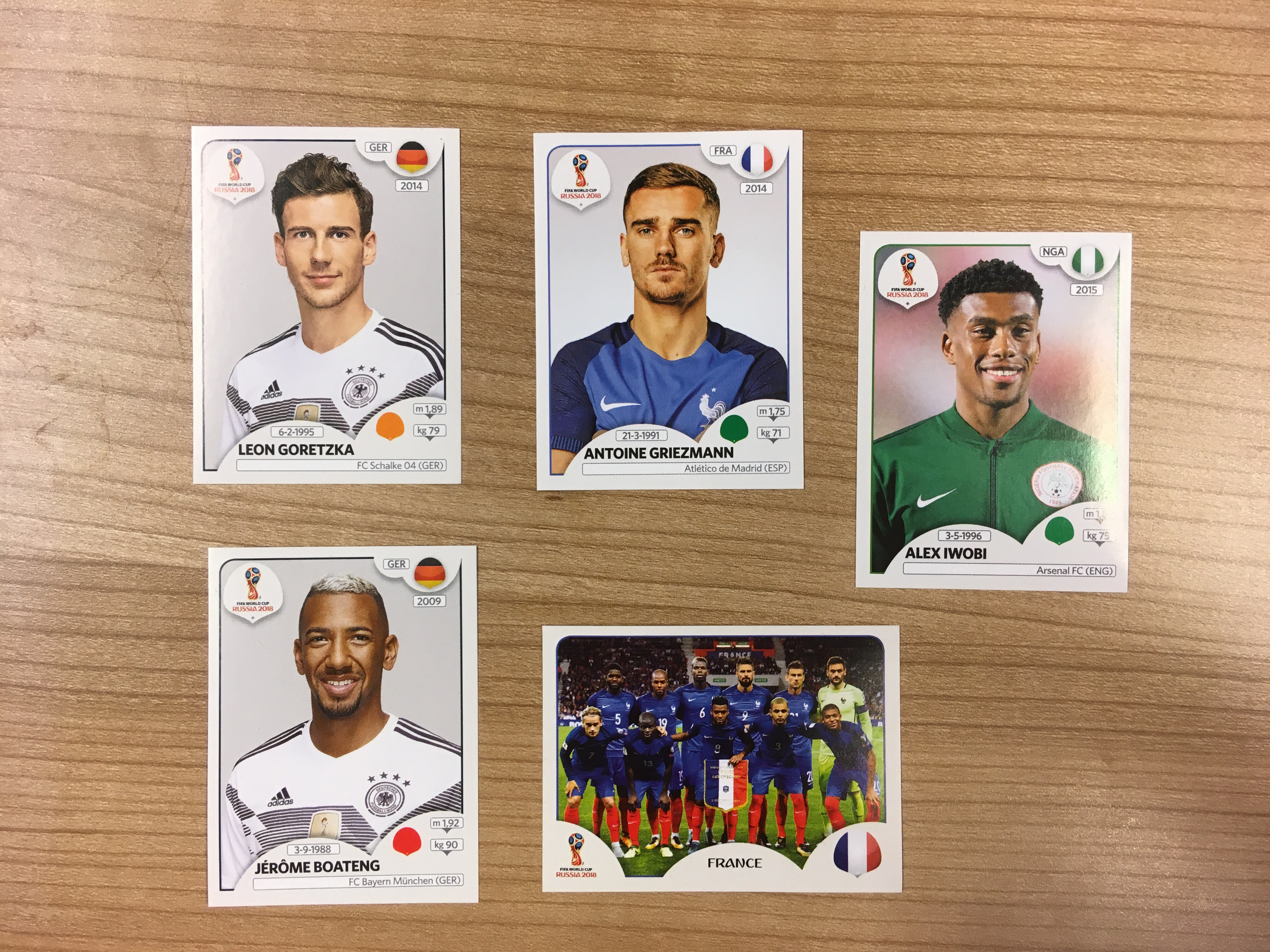 People are not happy about the price of Panini s 2018 World Cup ... 6d237b90fbd9