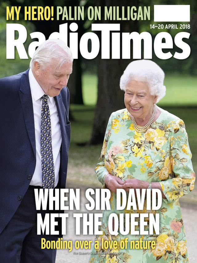 This week's issue of the Radio Times magazine (Radio Times)