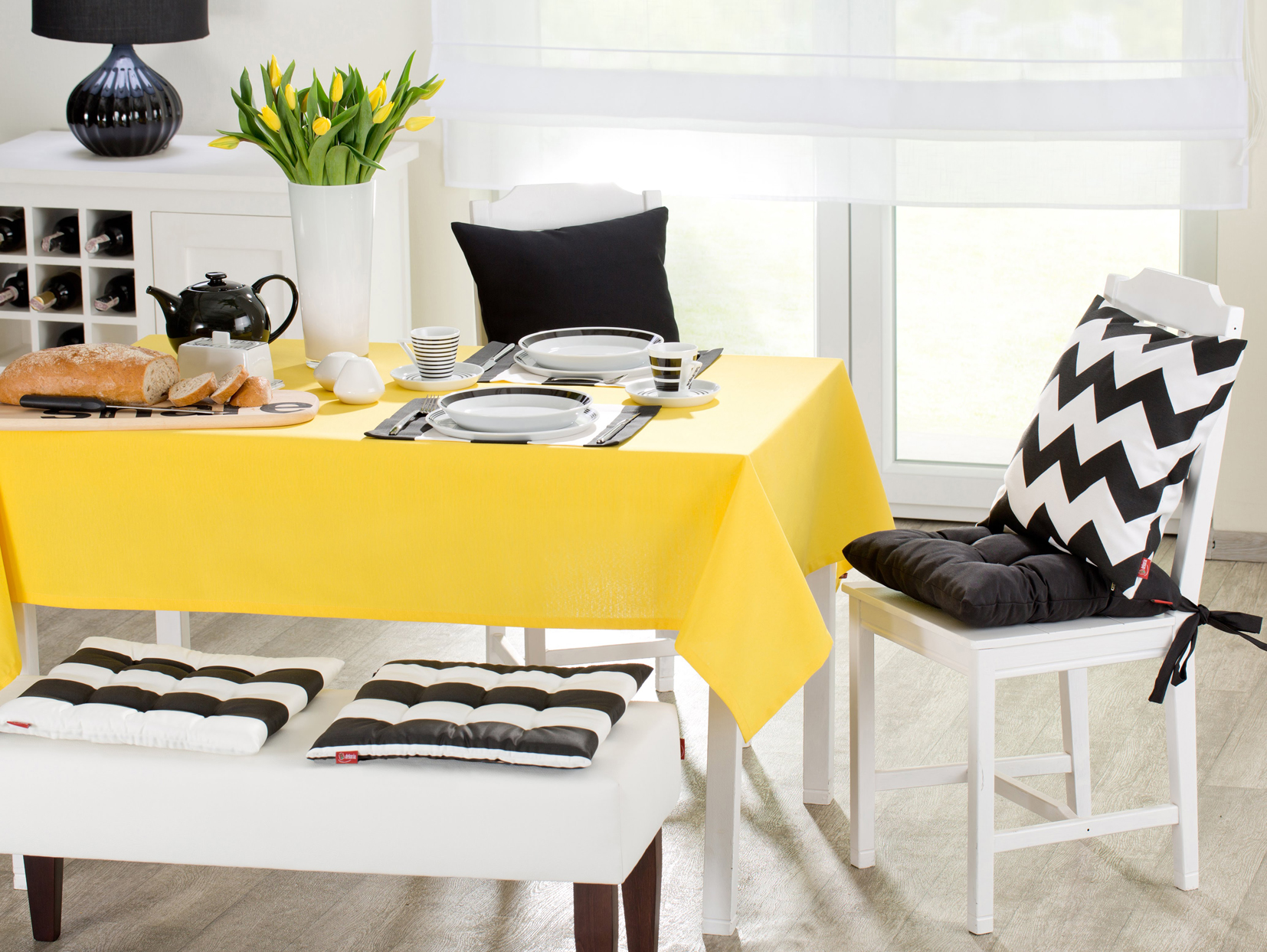 How To Measure Dining Room Tablecloth