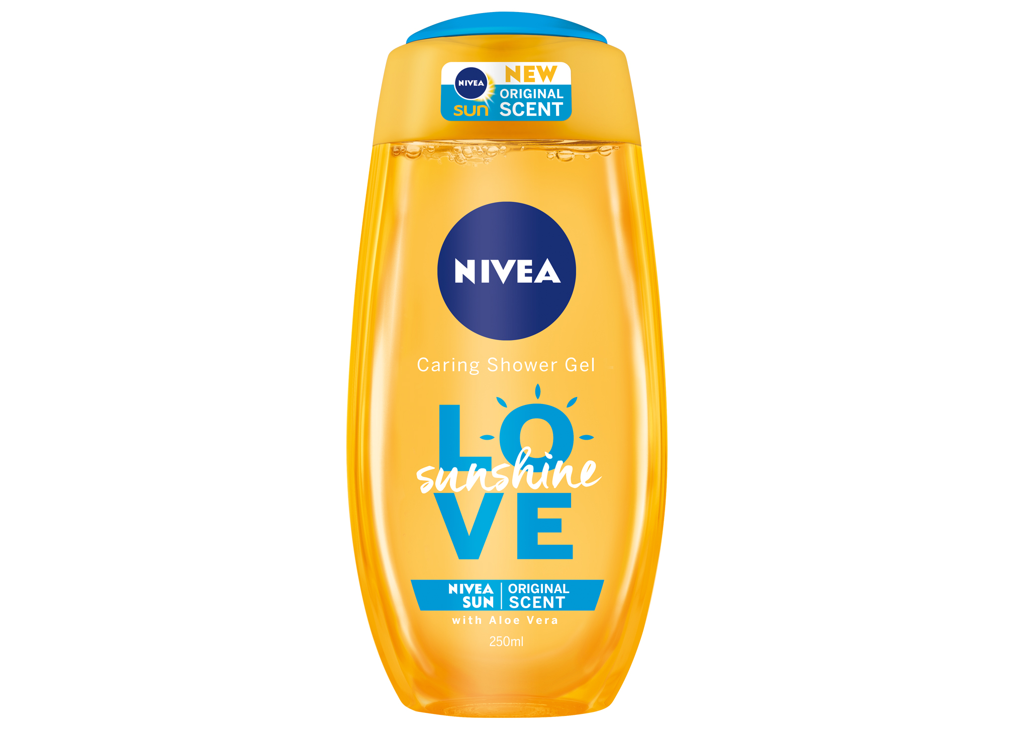 Nivea Sunshine Love Shower Gel