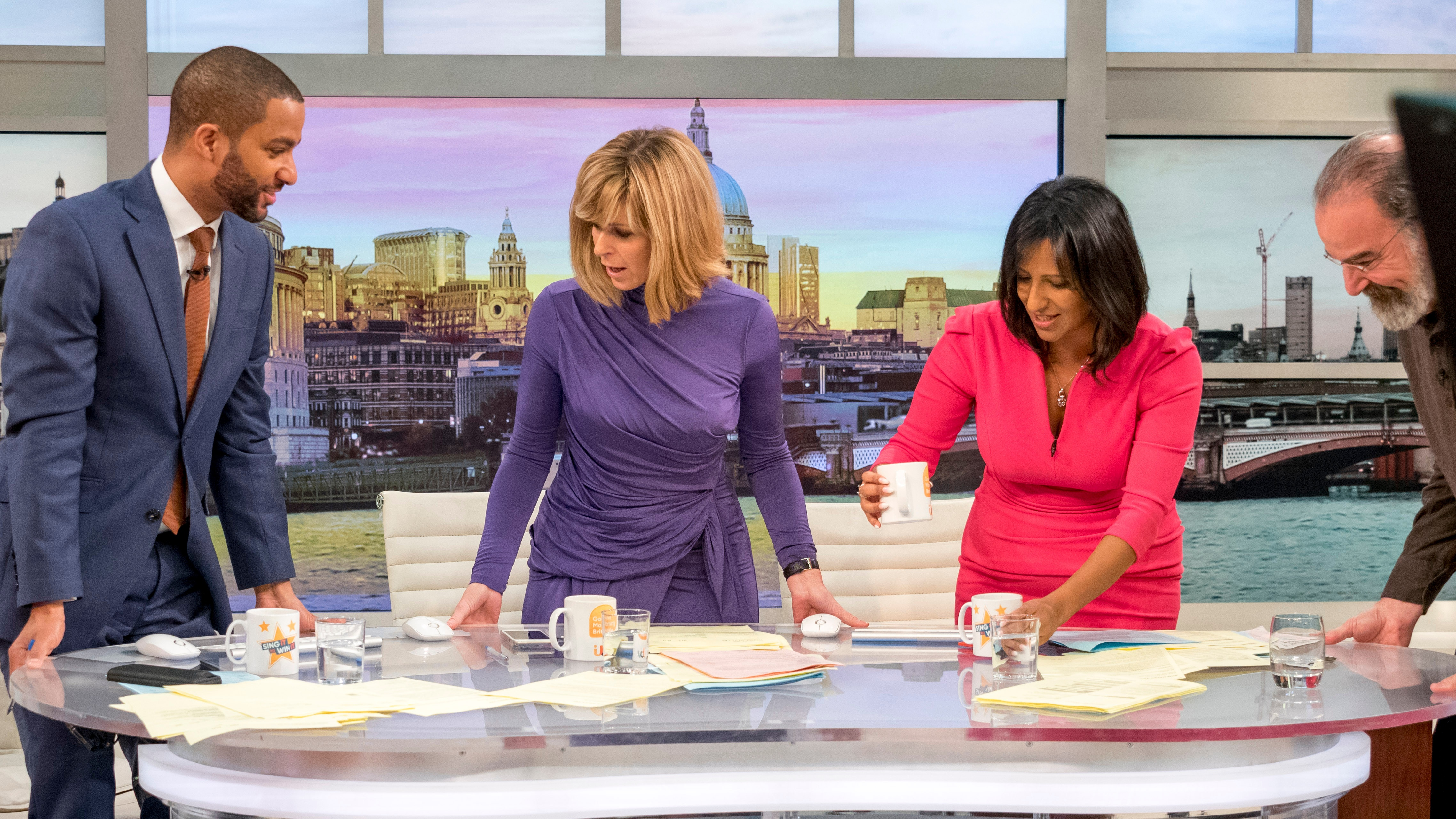 ITV shows bid farewell to South Bank location ahead of