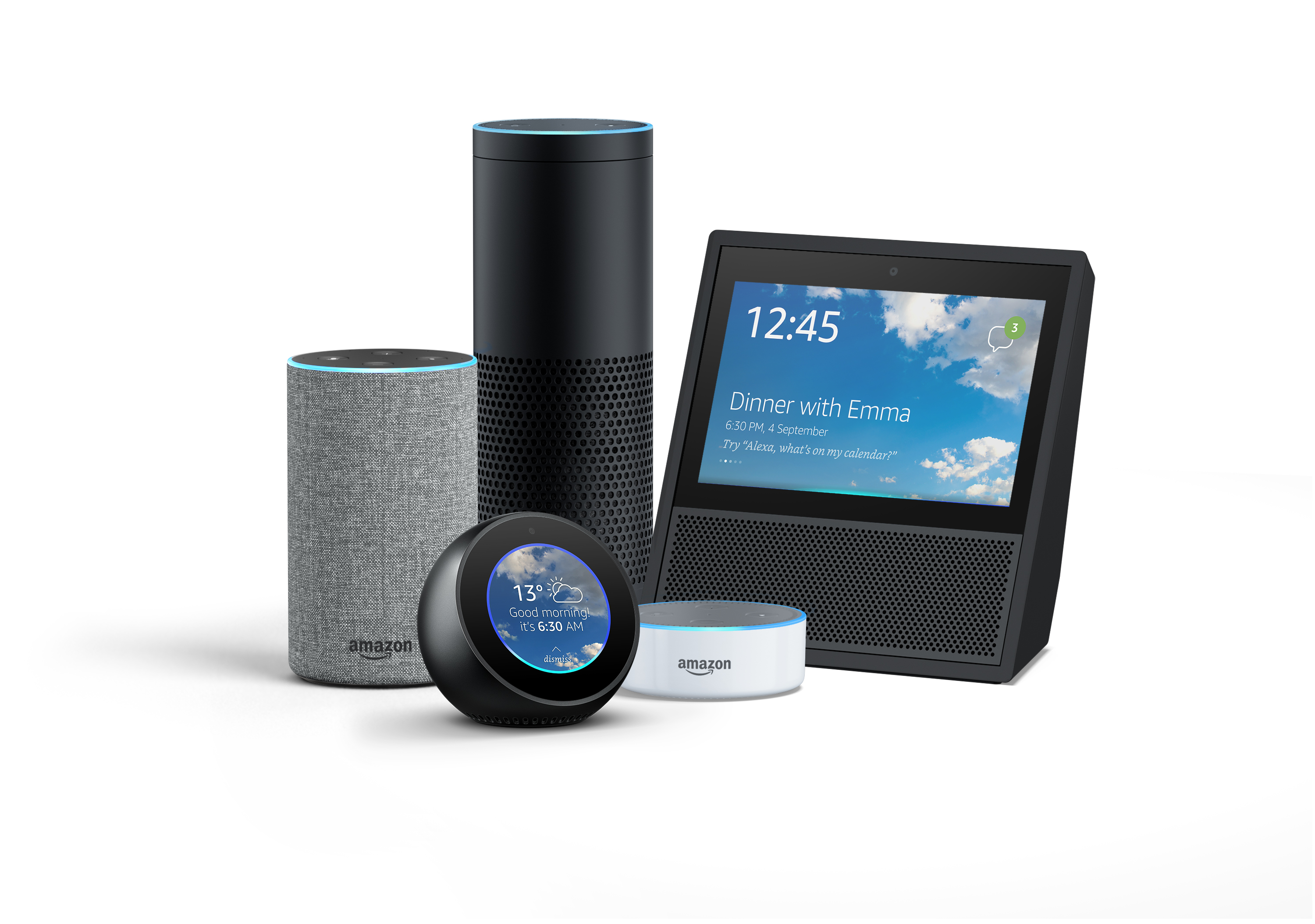 alexa can now make family announcements across the whole. Black Bedroom Furniture Sets. Home Design Ideas