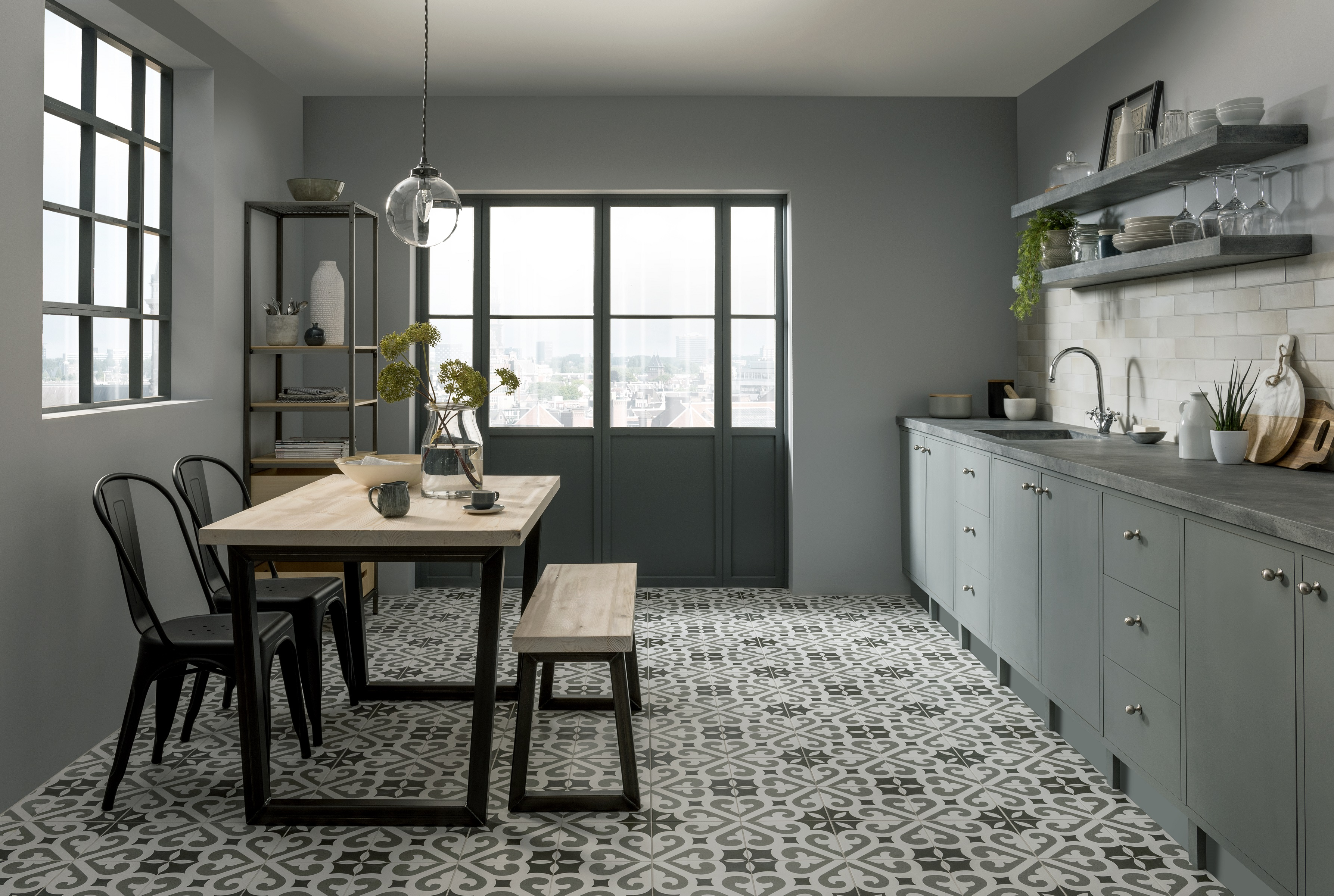 Tiles Laminate Or Luxury Vinyl Which Kitchen Flooring
