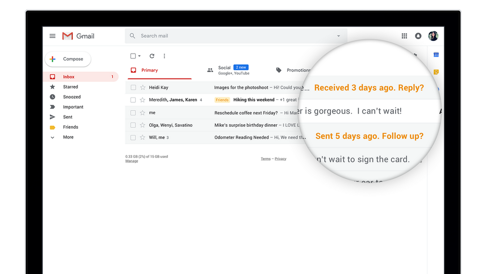 Biggest Features Of New Gmail For Web You Need To Use
