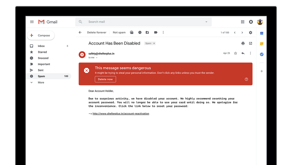 Google introduces new features for users of Gmail