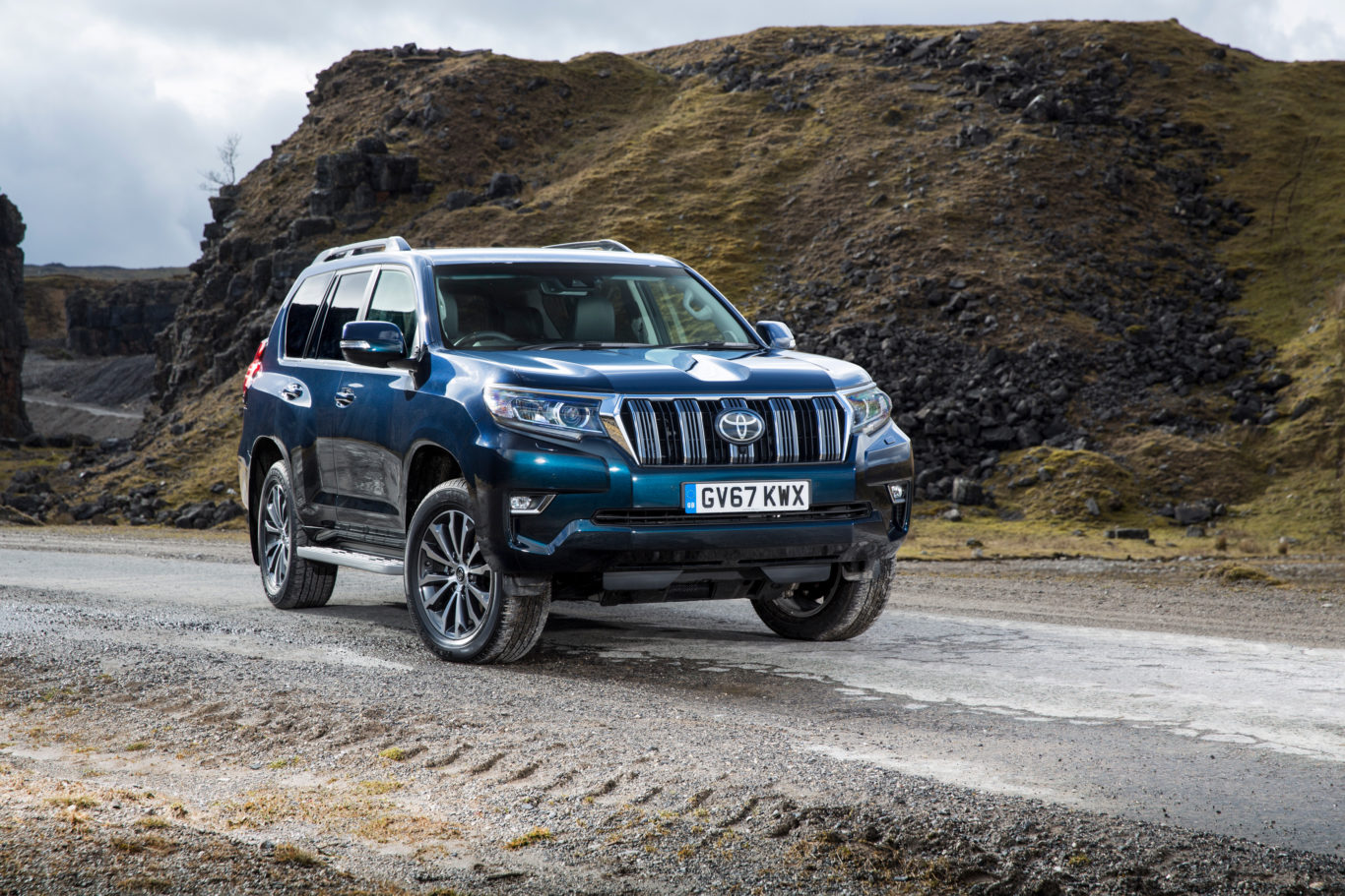 The Most Rugged Cars You Can