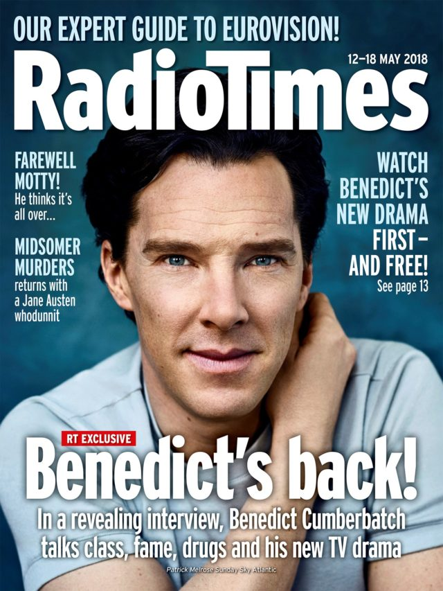 The cover of Radio Times (Radio Times)