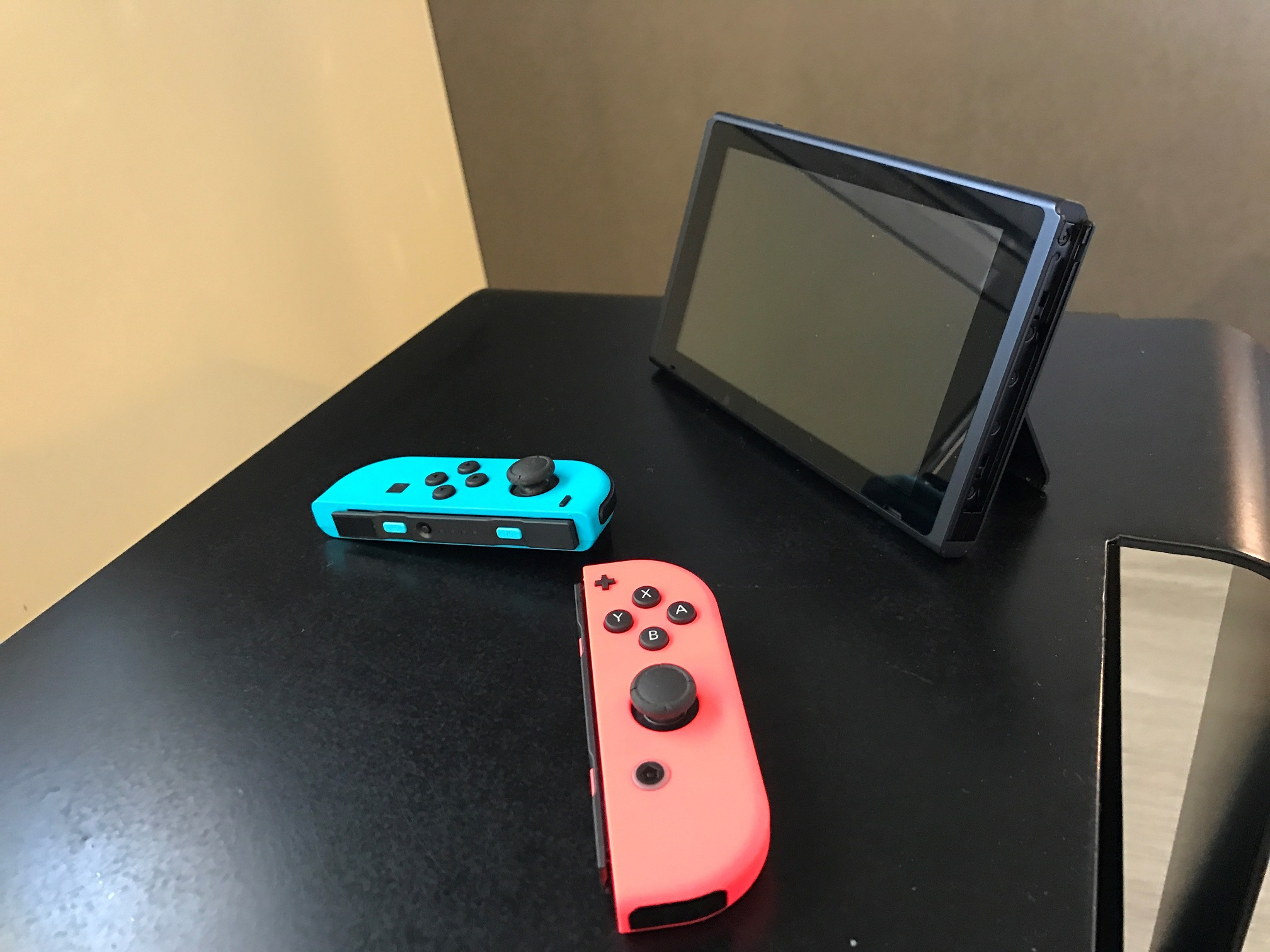 The Switch Console from Nintendo (Martyn Landi/PA)