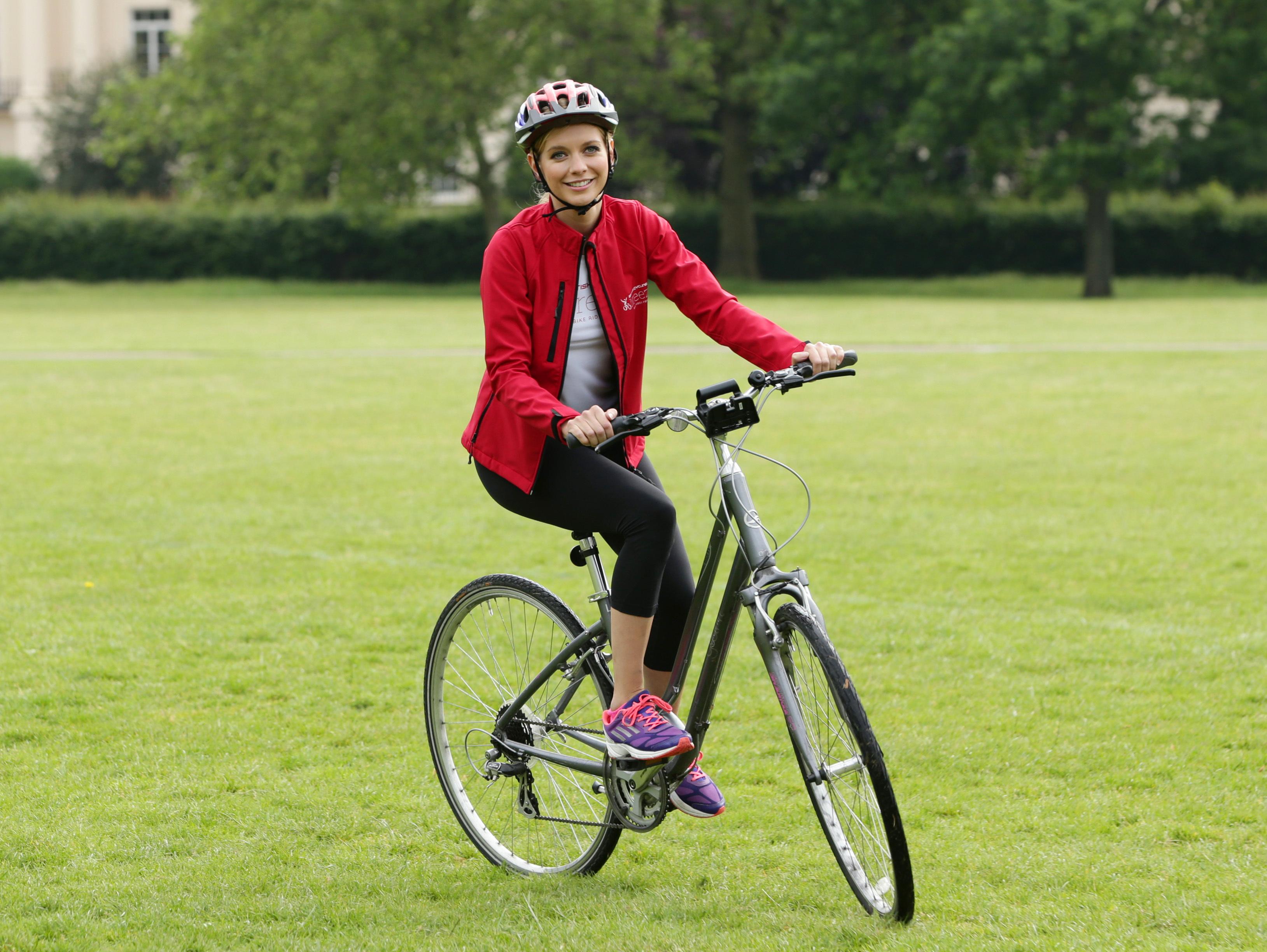 Riley cycling