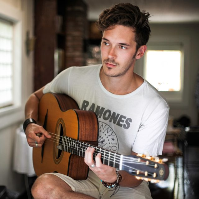 Nashville star Sam Palladio is playing the Black Deer Festival in June.