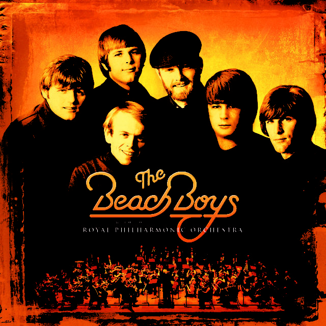 Some of The Beach Boys' greatest hits and been re-worked with the Royal Philharmonic Orchestra
