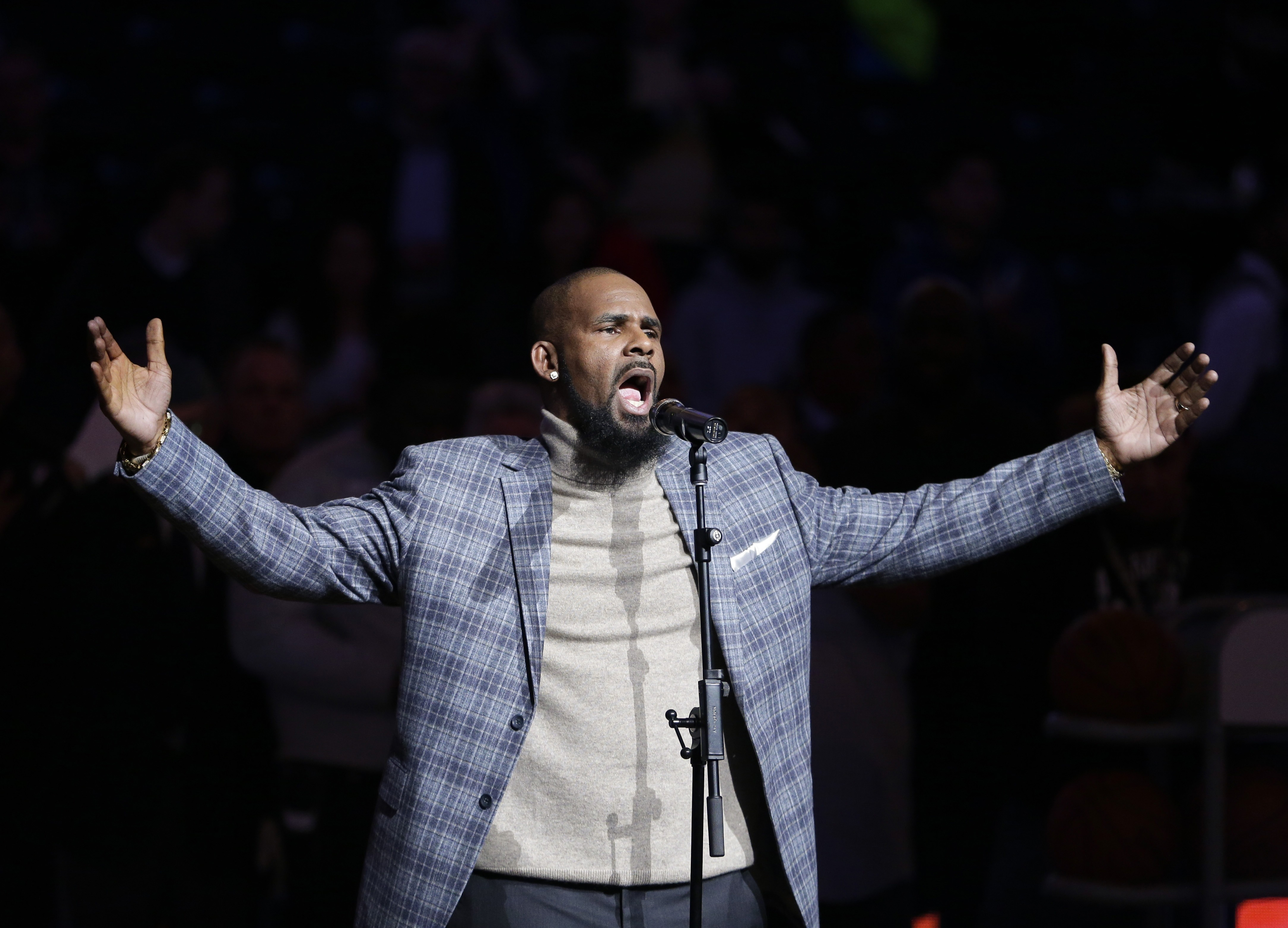 Spotify removes r kelly music from playlists irish examiner r kelly frank franklin iiap malvernweather Images