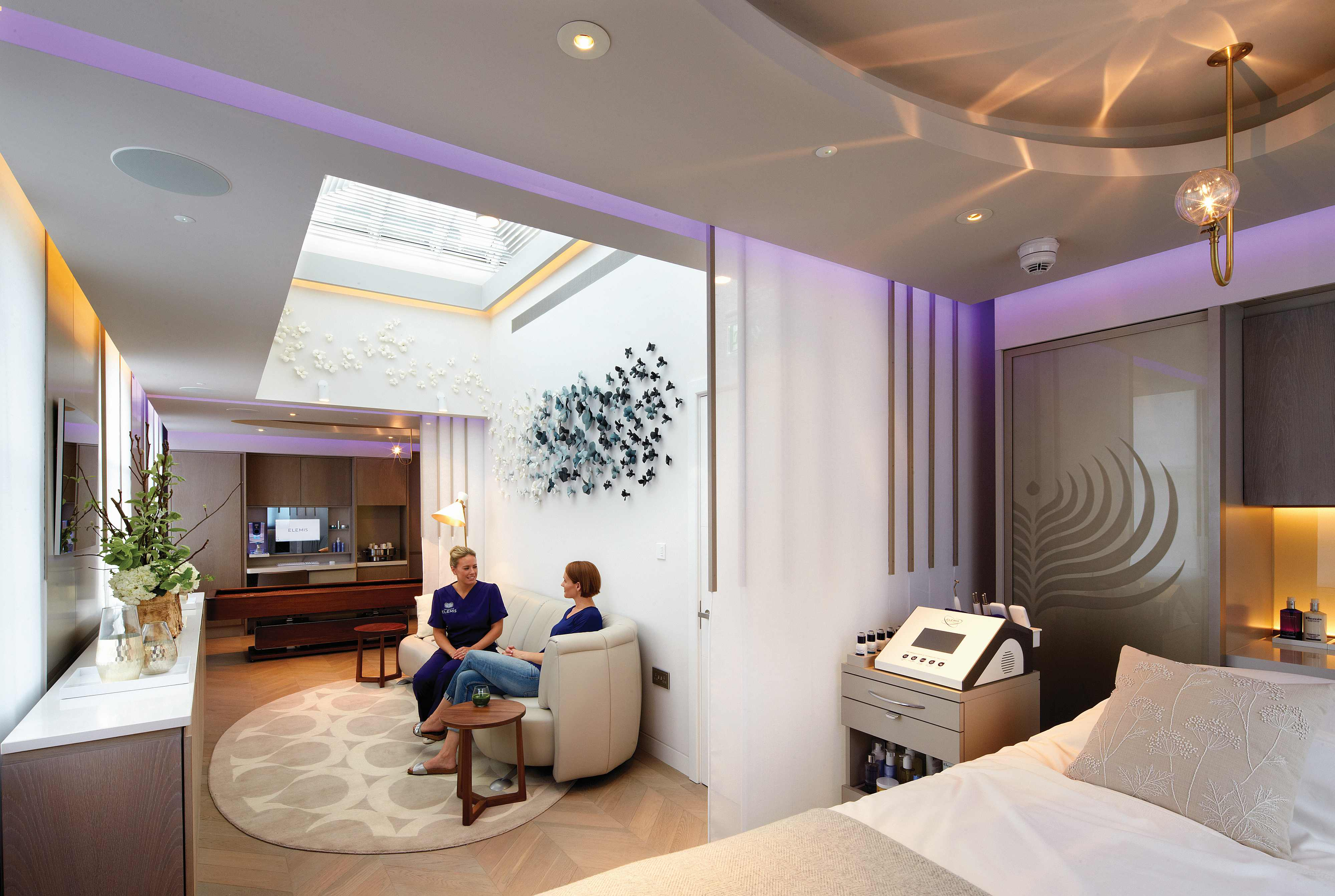 The House of Elemis Penthouse suite