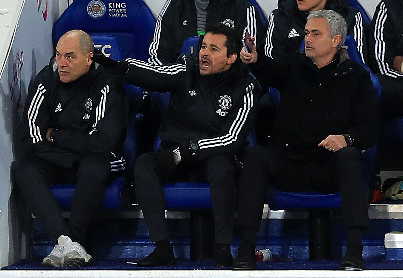 Manchester United boss Jose Mourinho: 'I will miss Rui Faria'