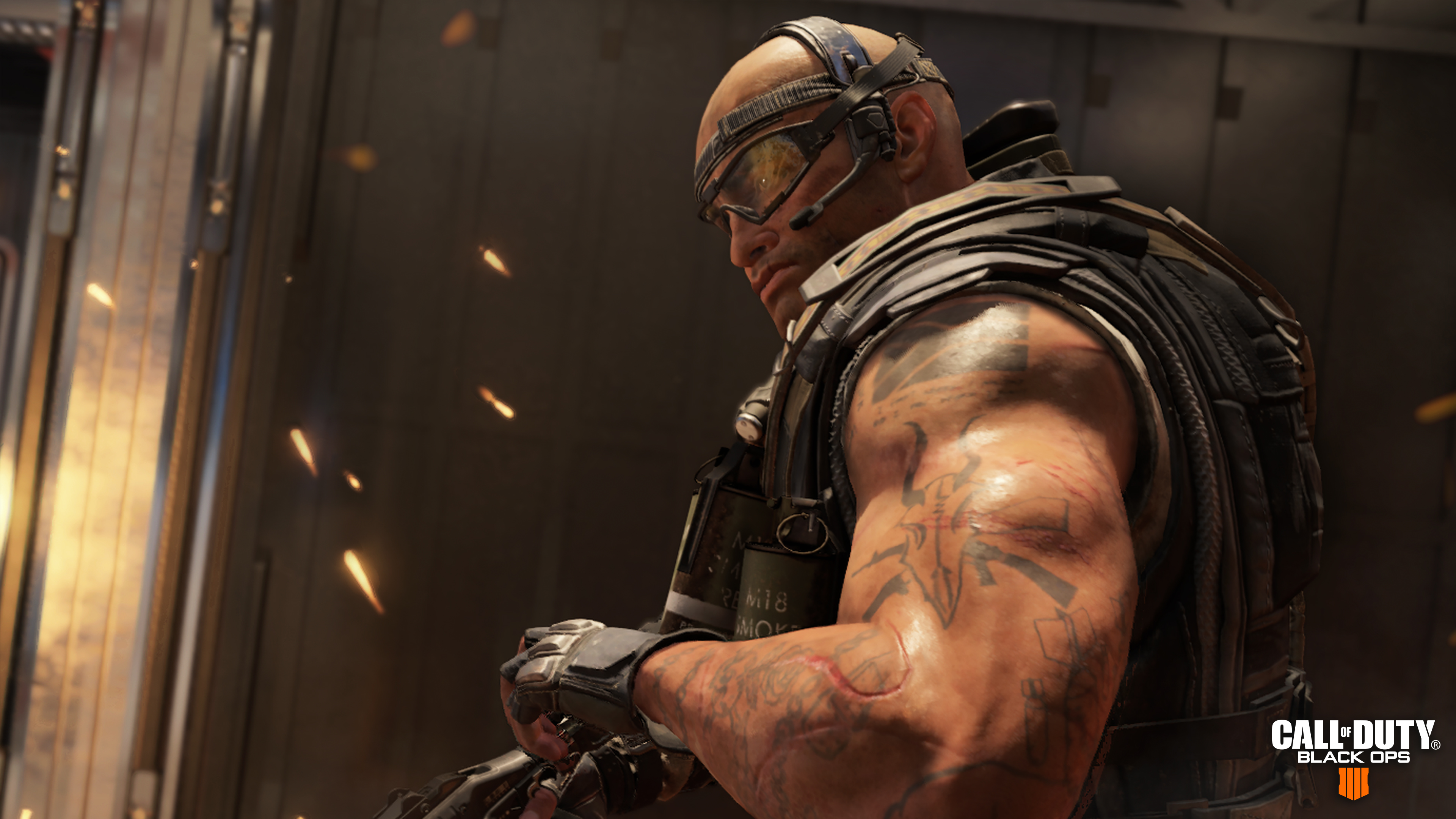 Call of Duty: Black Ops IIII Revealed