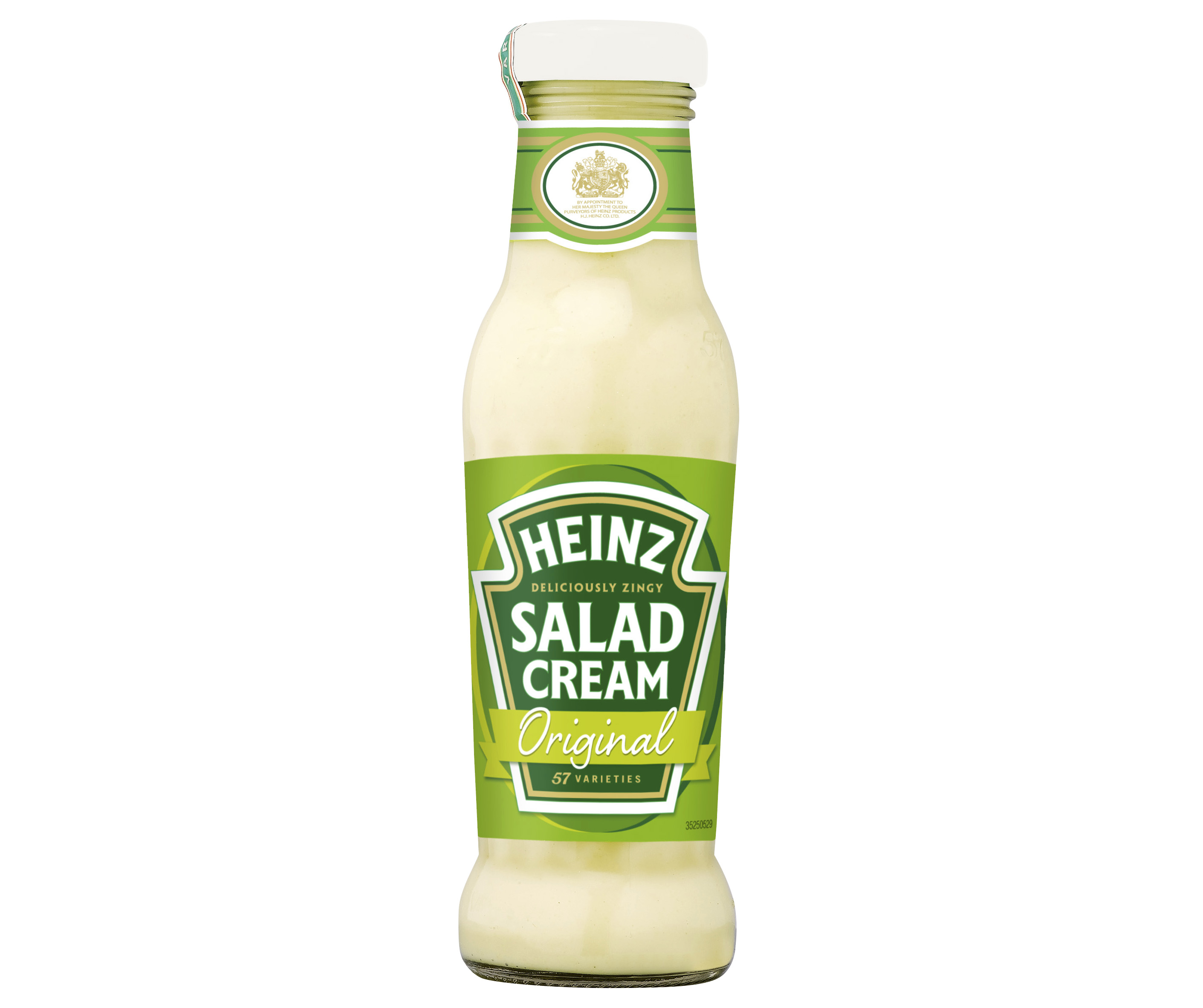 Heinz salad cream (Heinz/PA)