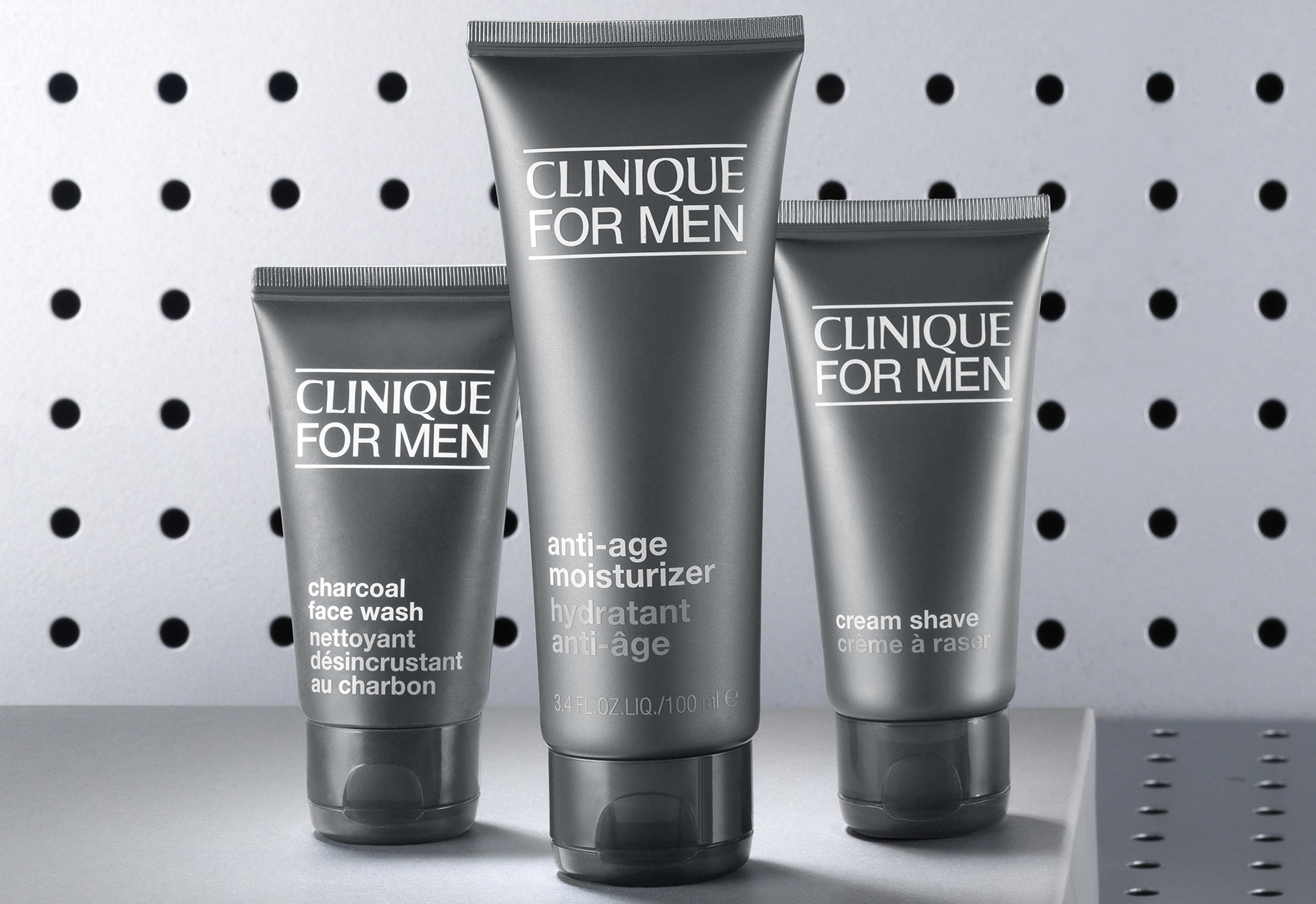Clinique For Men Daily Age Repair Skincare Kit