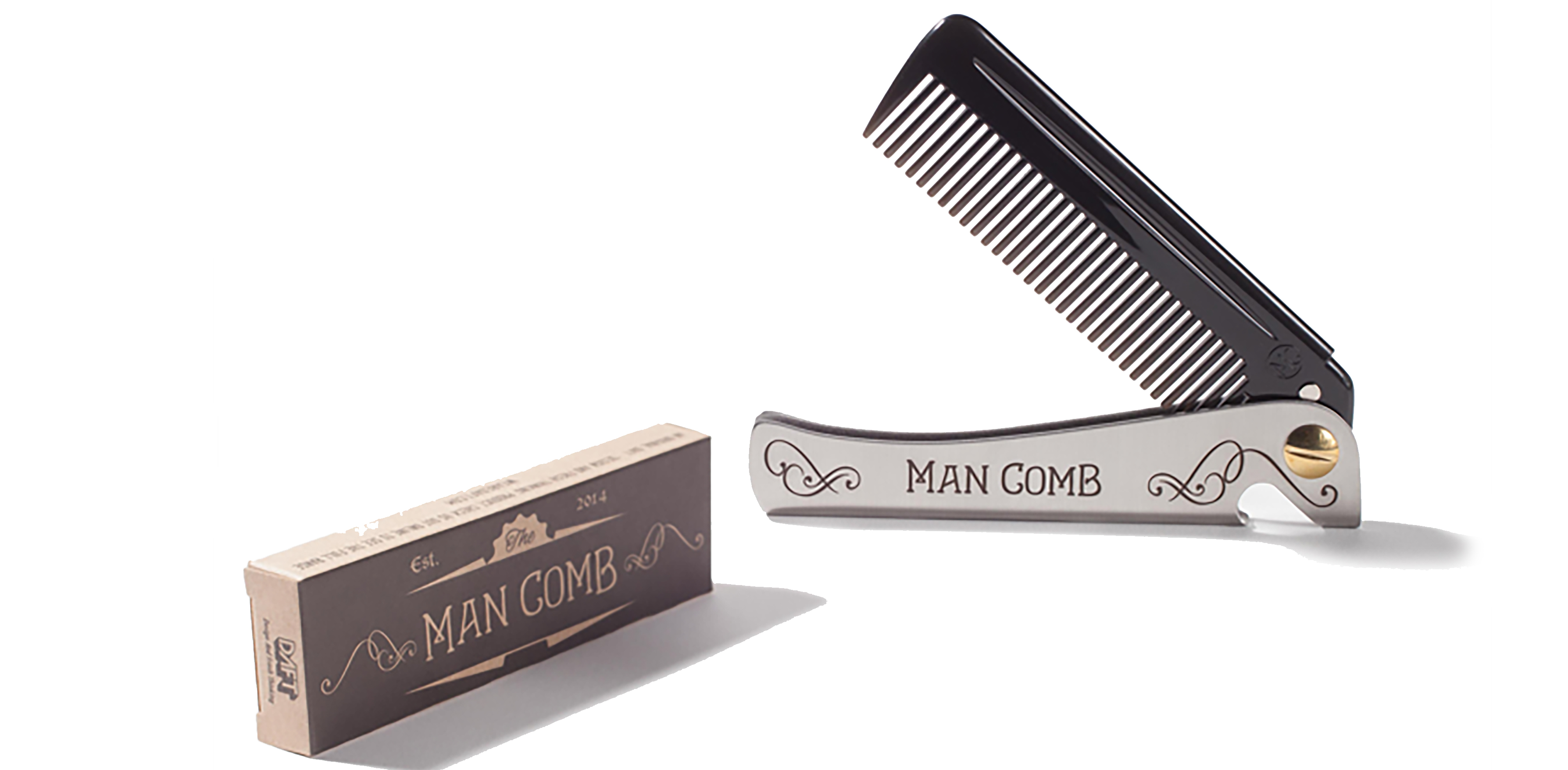 ManComb Limited Edition Comb/Bottle Opener