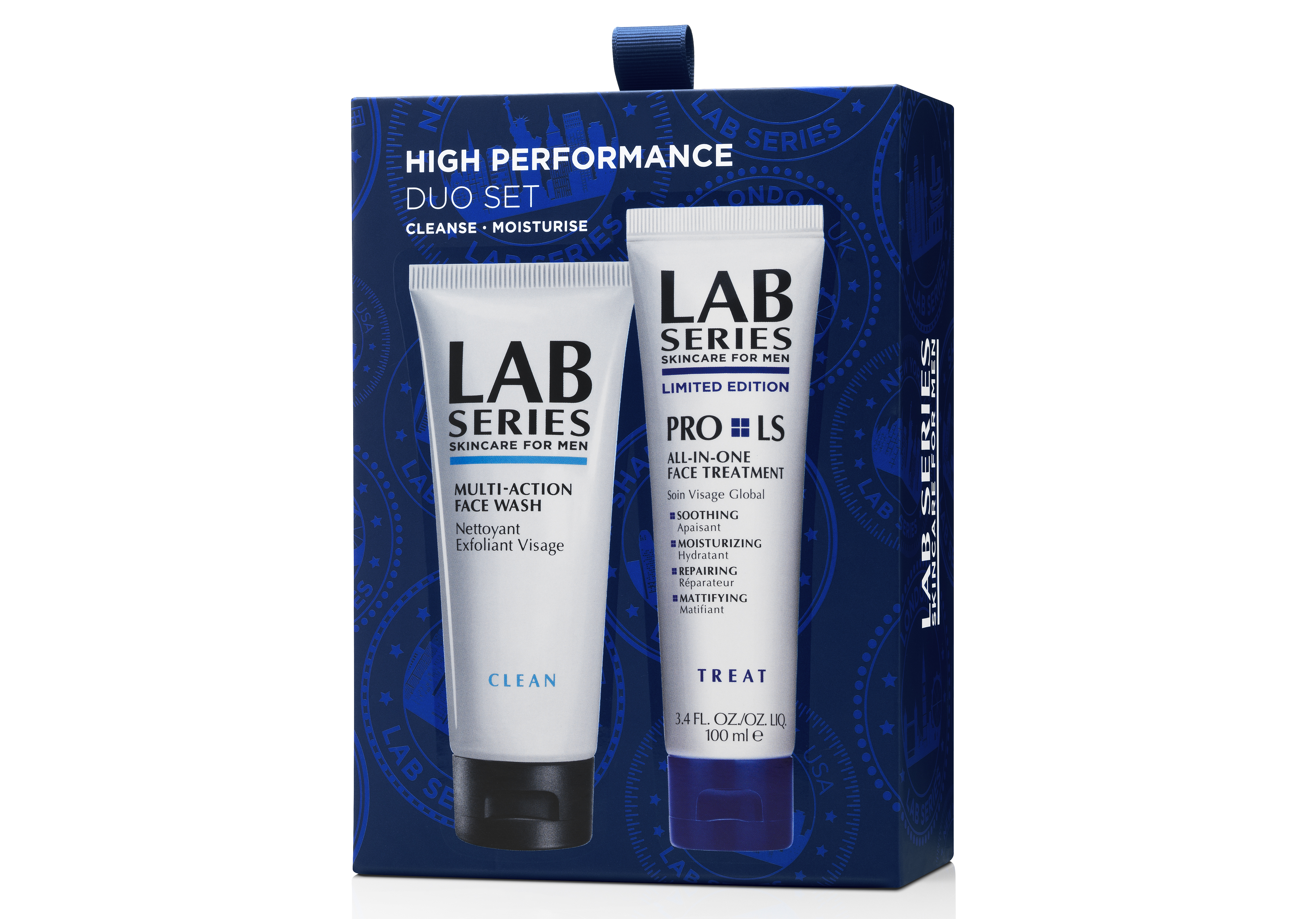 Lab Series High Performance Duo