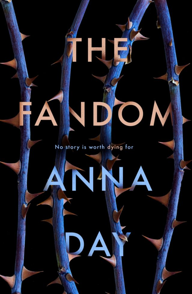 The cover of previous Big Idea runner-up The Fandom, which has been ordered as a TV series the US.