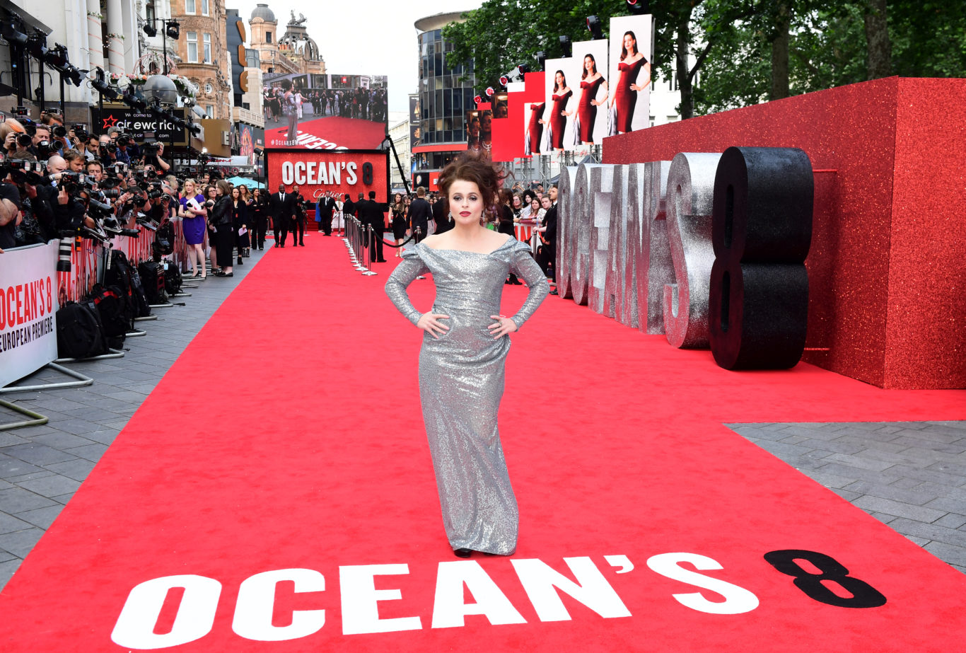 Oceans 8 European Premiere - London